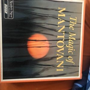 The Magic of Mantovani Reader's Digest Record